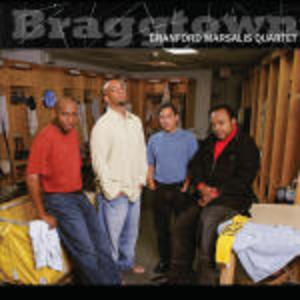 BRANFORD MARSALIS - BRAGGTOWN (CD)