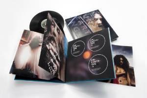 ALAN MOORE & MITCH JENKINS - UNEARTHING 3LP 3CD BOOK PHOTO POSTER (LP)