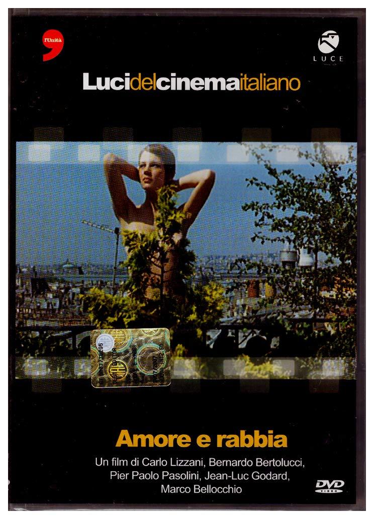 AMORE E RABBIA (DVD)