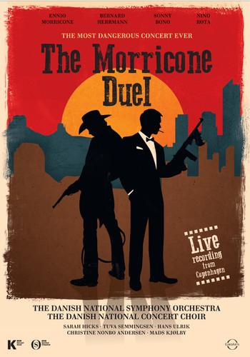 ENNIO MORRICONE - THE MORRICONE DUEL (DVD)