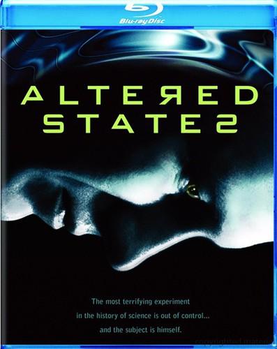 ALTERED STATES [EDIZIONE: STATI UNITI]