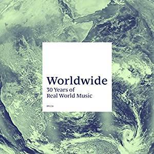 WORLDWIDE - 30 YEARS OF REAL WORLD MUSIC (CD)
