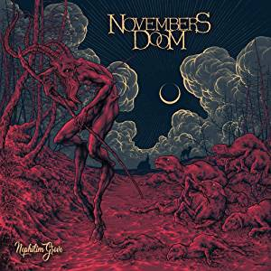 NOVEMBERS DOOM - NEPHILIM GROVE (CD)