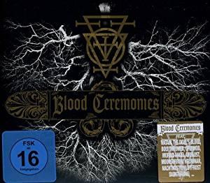 BLOOD CEREMONIES -CD+DVD (CD)