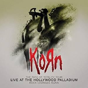 KORN - LIVE AT THE HOLLYWOOD PALLADIUM (CD)