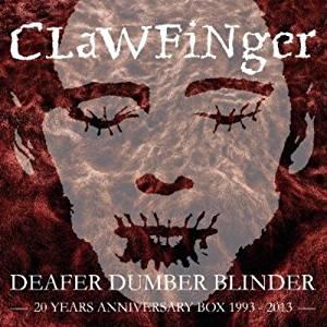 DEAFER DUMBER BLINDER (4 CD) (CD)