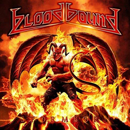 BLOODBOUND - STORMBORN (CD)