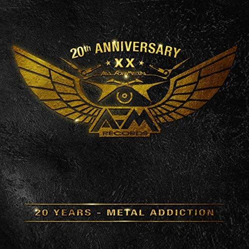 20 YEARS - METAL ADDICTION [EXPLICIT] (CD)