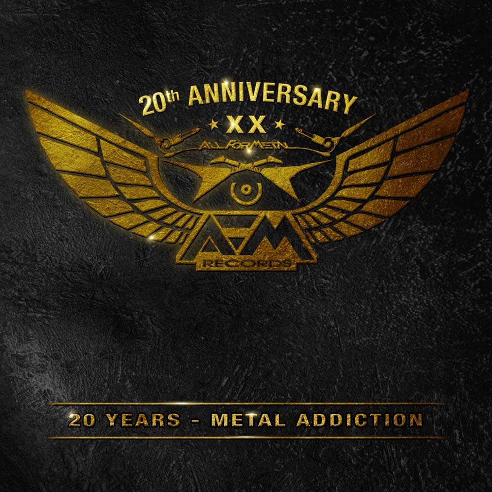20 YEARS - METAL ADDICTION (2 LP) (LP)