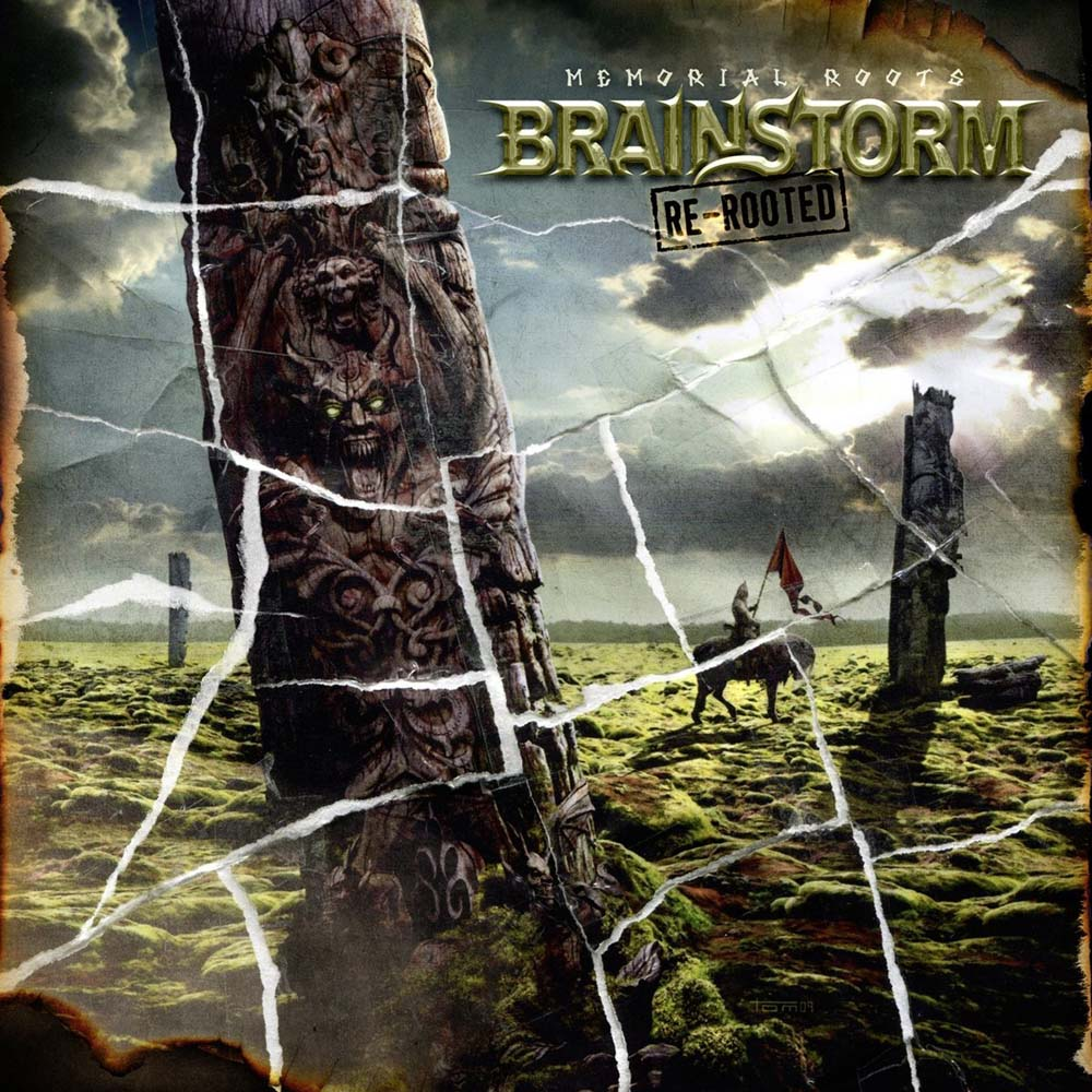 BRAINSTORM - MEMORIAL ROOTS (CD)