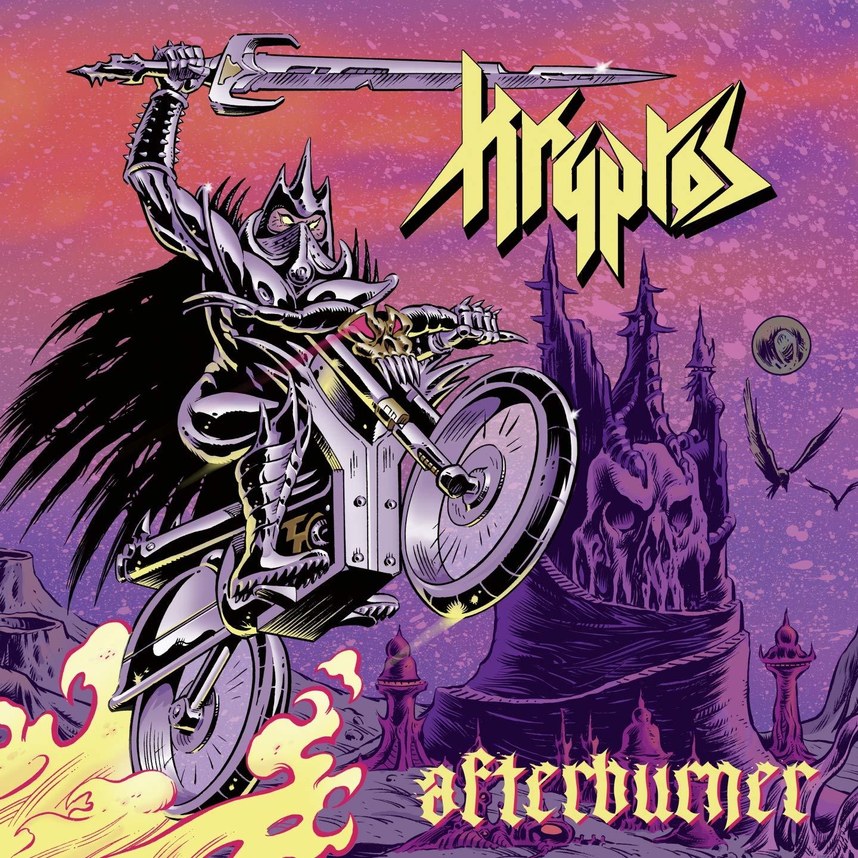 KRYPTOS - AFTERBURNER (CD)