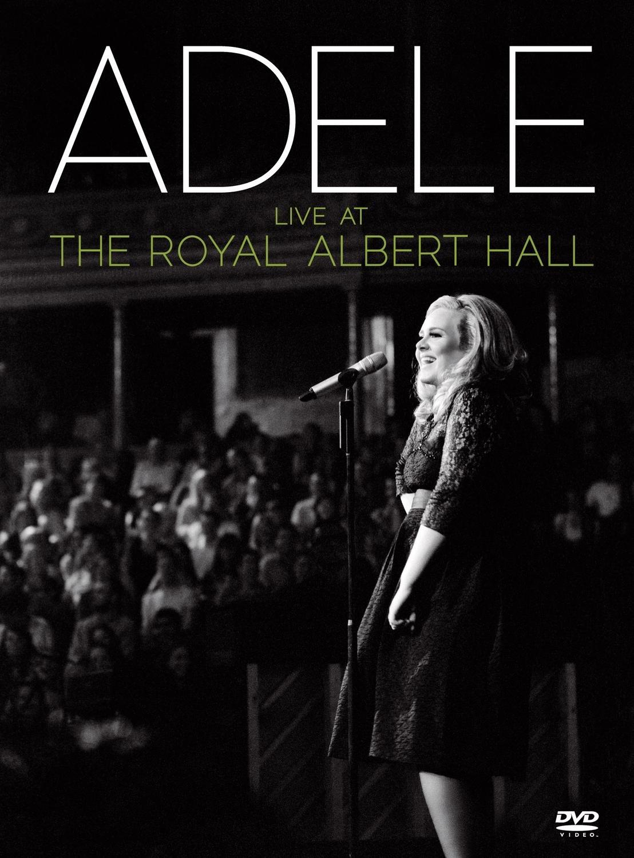 ADELE - LIVE AT THE ROYAL ALBERT HALL (DVD)