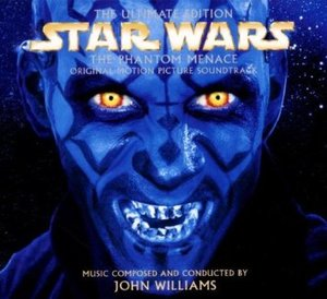 STAR WARS-PHANTOM MENACE-2 CD ULTIMATE EDITION (CD)