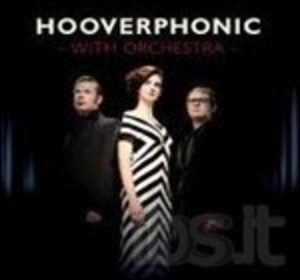 HOOVERPHONIC - WITH ORCHESTRA (CD)