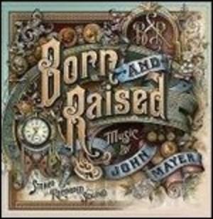 JOHN MAYER - BORN AND RAISED (CD)