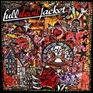 FULL DEVIL JACKET - VALLEY OF BONES (CD)