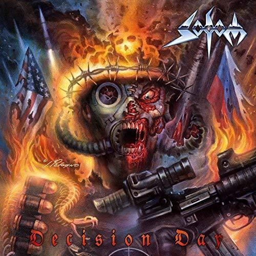 SODOM - DECISION DAY [EXPLICIT] (CD)