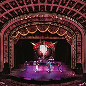 THE OUTLAWS - LEGACY LIVE CD (CD)