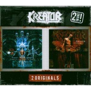 OUTCAST/CAUSE FOR CONFLIC -KREATOR 2 ORIGINALS (CD)