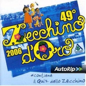 ZECCHINO D'ORO 49^EDIZIONE 2006 (CD)