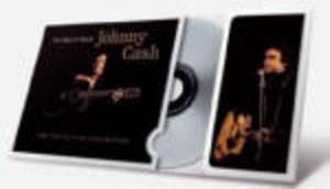 JOHNNY CASH - THE MAN IN BLACK JOHNNY CASH DBS* (CD)