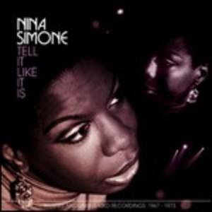 NINA SIMONE - TELL IT LIKE IT IS -2CD (CD)