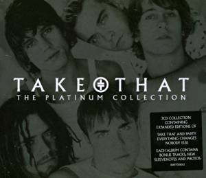 TAKE THAT - THE PLATINUM COLLECTION (CD)