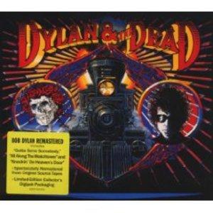 BOB DYLAN - DYLAN & THE DEAD RMX (CD)