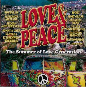 LOVE & PEACE - THE SUMMER 2CD (CD)
