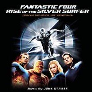 FANTASTIC FOUR I FANTASTICI QUATTRO E SILVER SURFER (CD)