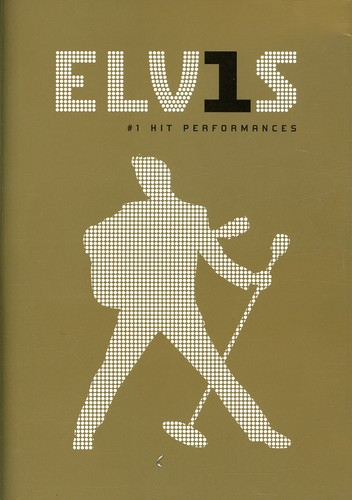 ELVIS PRESLEY - ELVIS #1 HIT PERFORMANCES (DVD)