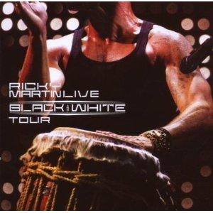 RICKY MARTIN...LIVE BLACK & WHITE TOUR (CD)