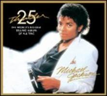 MICHAEL JACKSON - THRILLER 25TH ANNIVERSARY -CD+DVD (CD)