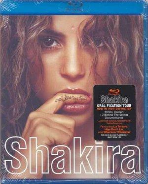 SHAKIRA LIVE IN MIAMI - THE ORAL FIXATION TOUR (BLU-RAY+CD)
