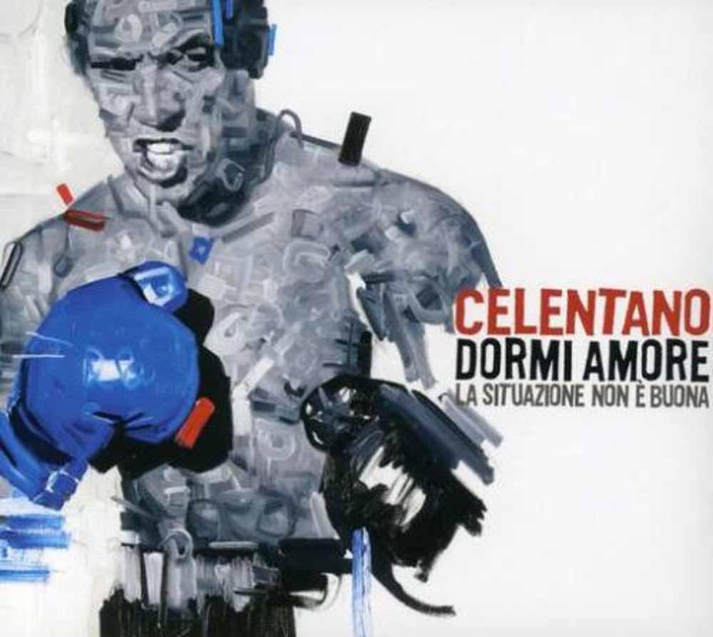 ADRIANO CELENTANO - DORMI AMORE LA SITUAZIONE (CD)