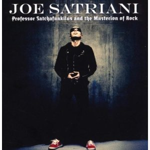 JOE SATRIANI - PROFESSOR SATCHFUNKILUS AND THE MUSTERION OF ROCK (CD)