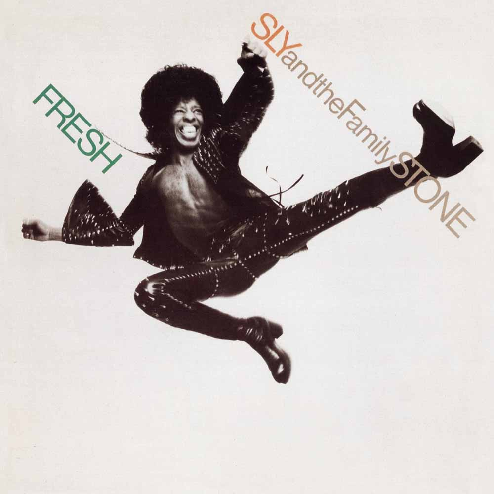SLY & THE FAMILY STONE - FRESH (CD)