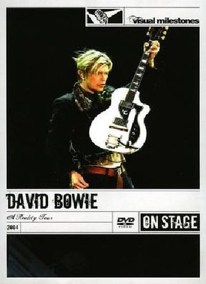 DAVID BOWIE - A REALITY TOUR (VISUAL MILESTONES) (DVD)