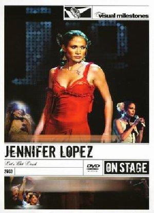 JENNIFER LOPEZ - LET'S GET LOUD (VISUAL MILESTONES) (DVD)