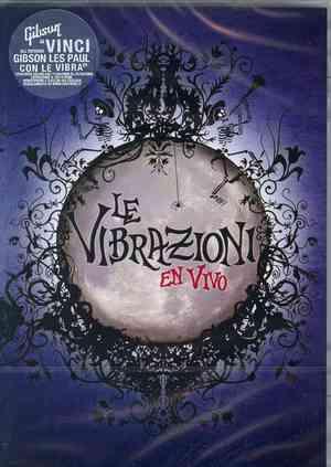 LE VIBRAZIONI EN VIVO (DVD)