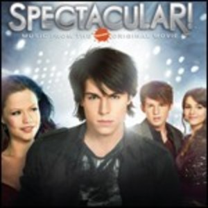 SPECTACULAR (MUSIC FROM THE NICKELODEON ORIGINAL MOVIE) (CD)