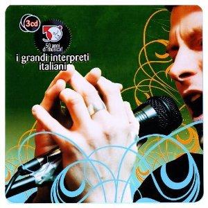 50 ANNI DI...I GRANDI INTERPRETI ITALIANI -3CD (CD)