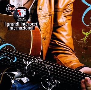 50 ANNI DI...I GRANDI INTERPRETI INTERNAZIONALI (CD)