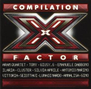 X FACTOR COMPILATION (CD)