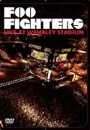 FOO FIGHTERS LIVE AT WEMBLEY STADIUM (DVD)