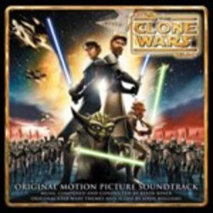 STAR WARS: THE CLONE WARS BY KEVIN KINER (CD)