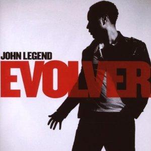 JOHN LEGEND - EVOLVER (CD)