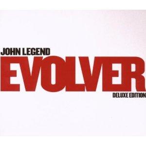 JOHN LEGEND - EVOLVER CD+DVD (CD)