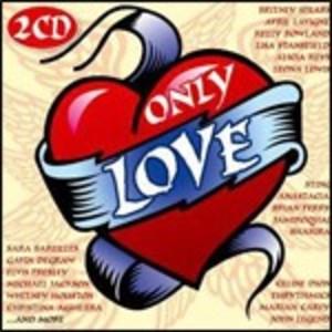 ONLY LOVE -2CD (CD)