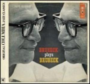 DAVE BRUBECK - BRUBECK PLAYS BRUBECK (CD)